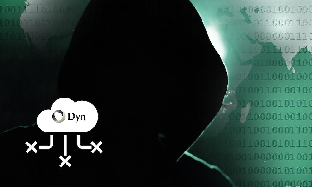 Atak hakerski na Dyn