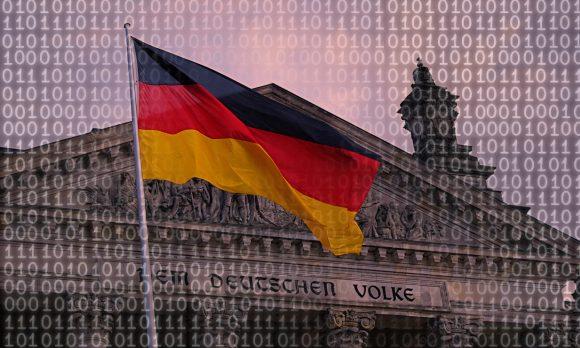 Atak hakerski na Niemcy