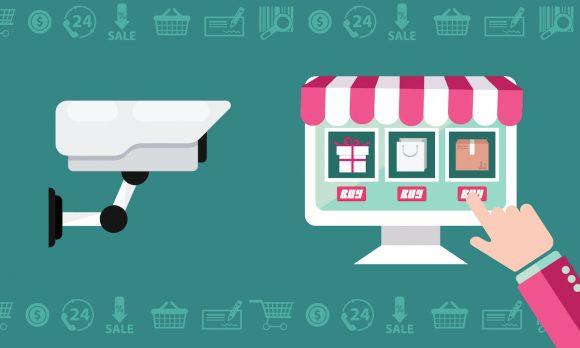 monitoring sklepu internetowego