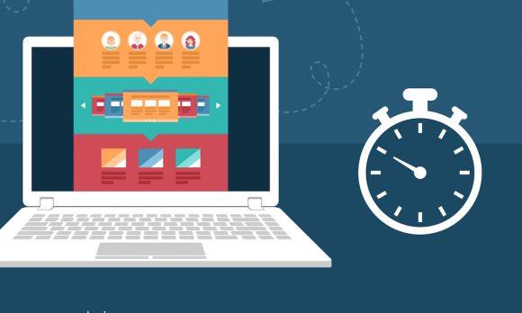 czas ładowania się strony www